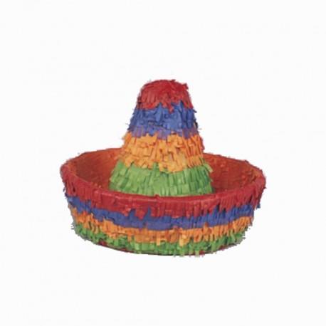 pinata-petit-sombrero-pinata-mexique