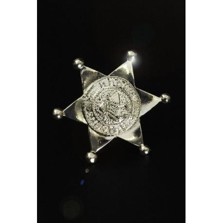 etoile-de-sherif-en-metal-argente