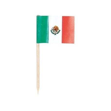 144-petits-drapeaux-cure-dents-mexique