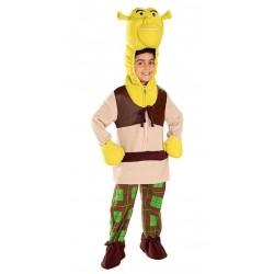 Costume de Shrek enfant 3/4 ans