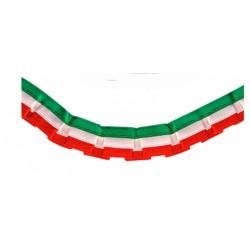 1-metre-de-ruban-satin-ruche-plisse-tricolore-vert-blanc-rouge