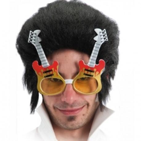 lunettes-guitares-or-et-rouge