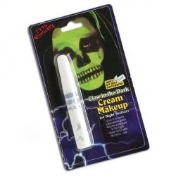 Crème phosphorescente et fluorescente maquillage