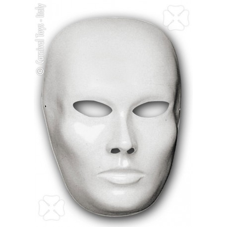 masque-neutre-homme-blanc-a-decorer