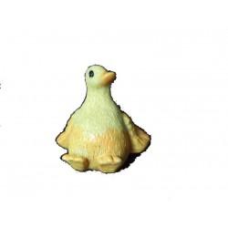 petit-canard-assis-autocollant-jaune-avec-ailes-jaunes