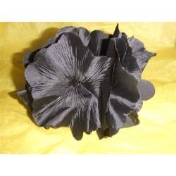 elastique-orne-de-fleurs-noires