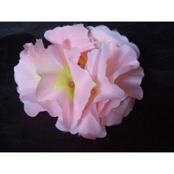 elastique-orne-de-fleurs-roses-et-jaunes-chouchou