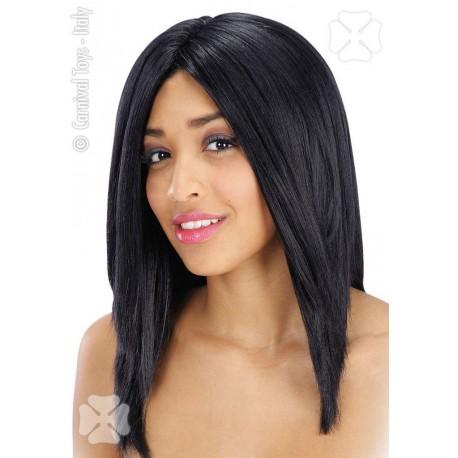 perruque-noir-mi-longue-cheveux-raides-sans-frange