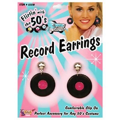 boucles-d-oreilles-disque-record-annee-50