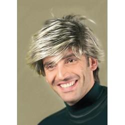 Perruque blond décoloré Beck Beau Gosse
