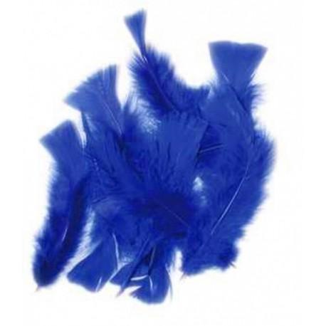 sachet-de-20-gr-de-plumes-bleues-plumes-veritables