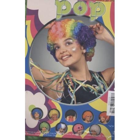 perruque-afro-multicolore-pop-frisee-multicolore