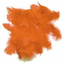 sachet-de-20-gr-de-plumes-orange-plumes-veritables