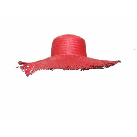 chapeau-antillais-a-franges-rouges-en-paille