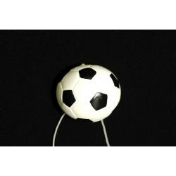 Nez en forme de ballon de foot en latex