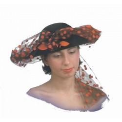 Chapeau espagnol Evita Espagne