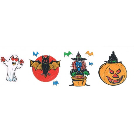 2-electrostatiques-halloween-fantome-sorciere-chauve-souris