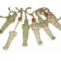 Guirlande de petites momies