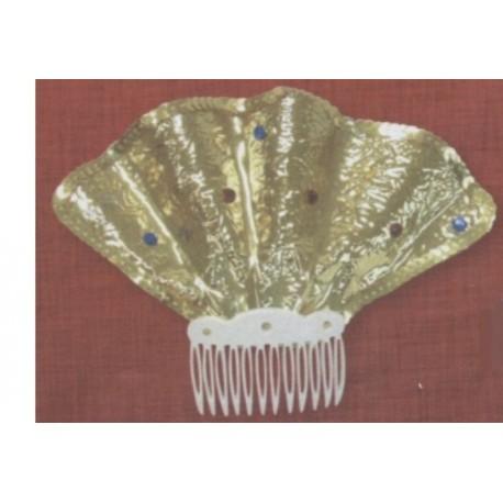 peigne-espagnole-dore-pour-cheveux