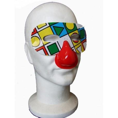 lot-de-6-loups-clown-a-motifs-variables-couleurs-melangees