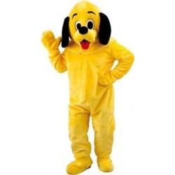 mascotte-chien-jaune-grosse-tete