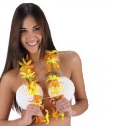 collier-hawaien-jaune-et-orange-fleurs-legeres