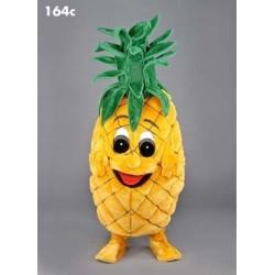 Ananas Peluche Grosse tête Mascotte