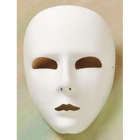 masque-neutre-recouvert-de-tissu-blanc
