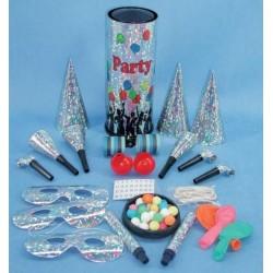 Bombe de table Party hologramme grand modèle