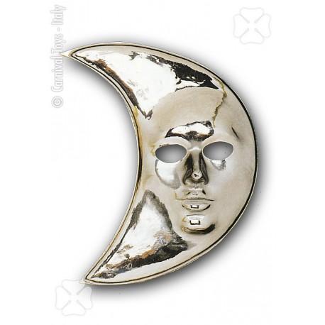 masque-lune-argent-demi-lune-argentee