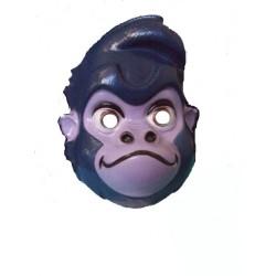 Masque singe noir et violet Tok guenon