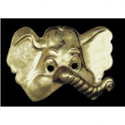 demi-masque-elephant-or