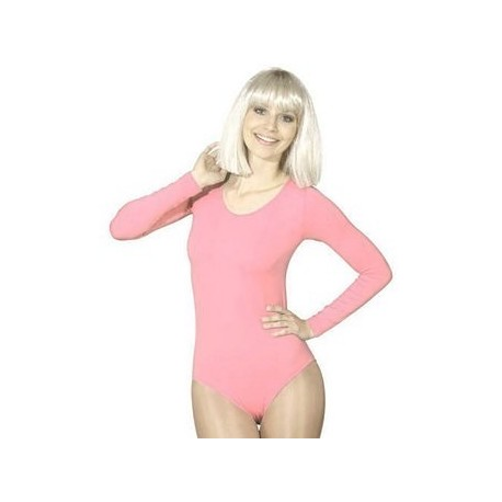 body-justaucorps-rose-taille-10-12-ans-140-152-cm