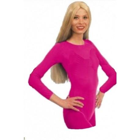 body-justaucorps-rose-fuchsia-taille-6-8-ans-116-128-cm