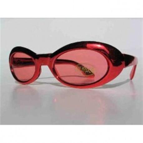 lunettes-de-soleil-metallisees-rouges-ovales