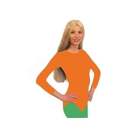 body-justaucorps-orange-taille-s-m-36-40