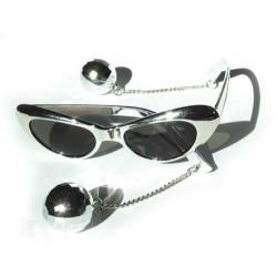 lunettes-argent-disco-avec-2-boules-a-facettes-uv400