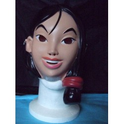 Masque de Mulan licence Disney Cesar petit taille