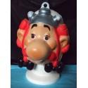 Masque d'Obelix en plastique
