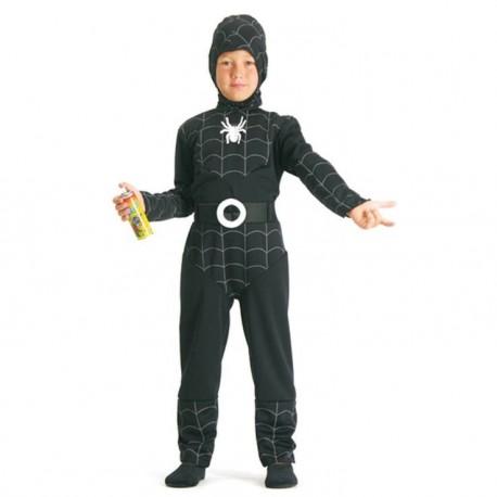 garcon-araignee-noir-et-argent-spiderboy-4-5-ans