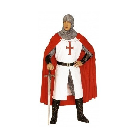 costume-de-chevalier-blanc-cape-rouge