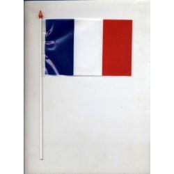 10 Drapeaux France bleu blanc rouge tricolore
