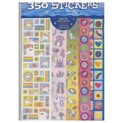 10-feuilles-de-35-stickers-de-princesses-et-licornes-autocollant