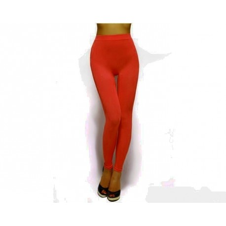 leggins-opaques-rouges-collant-leggings