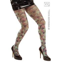 Collants camouflage très réalistes