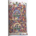 Confettis de Carnaval Multicolores Sac de 1 kg