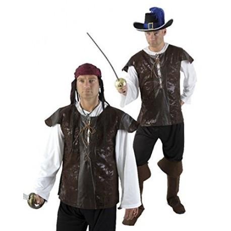 tunique-a-lacet-simili-cuir-marron-adulte-pirate-mousquetaire