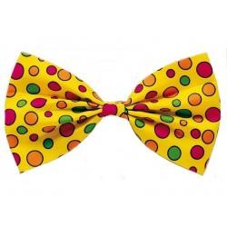 noeud-papillon-jumbo-de-clown-jaune-fluo-a-pois-32-cm