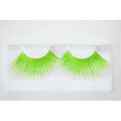 faux-cils-vert-fluo-longs