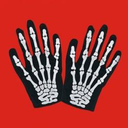 gants-courts-noirs-adulte-motif-main-de-squelette